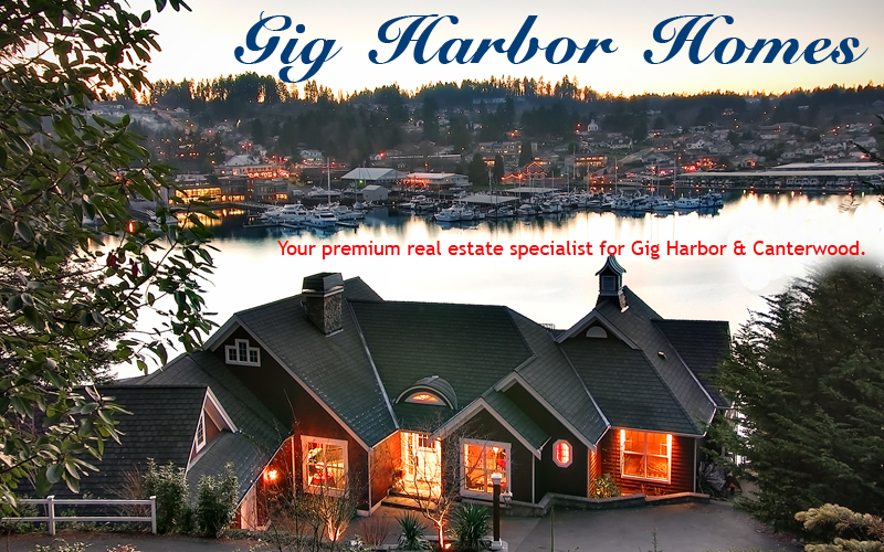 Gig Harbor Real Estate Guide Top Agents Homes For Sale Houses Property Key Peninsula Tacoma Kitsap County