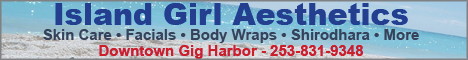 Gig Harbor Spa, Skin Care, Facials, Body Wraps, Shirodhara