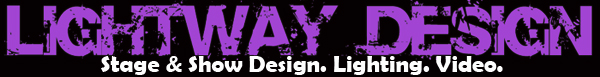 Lightway Design, Tacoma, Seattle area stage, trade show and venue lighting, production, video