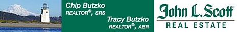 Tracy and Chip Butzko, John L. Scott Realtors, Gig Harbor, WA